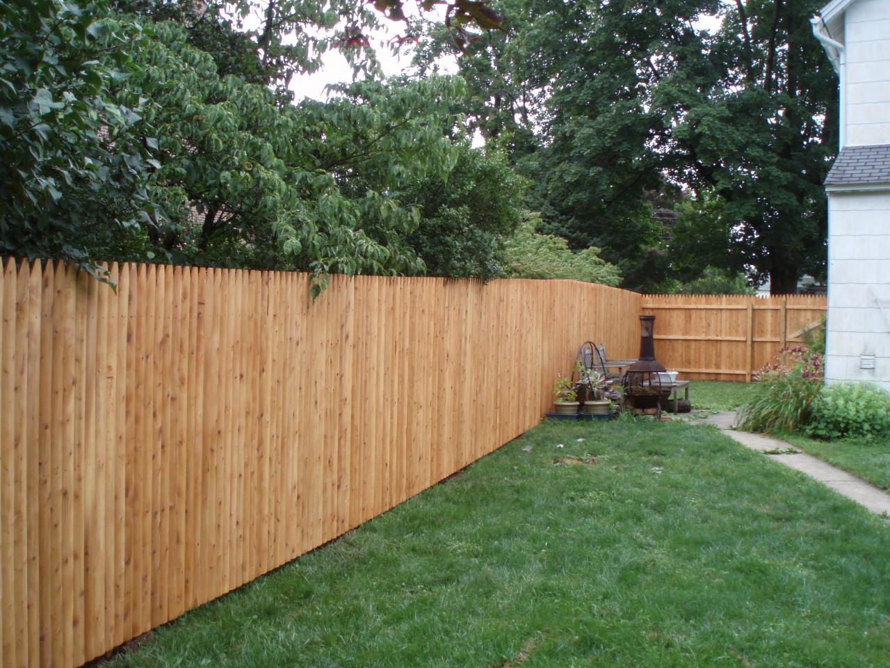 Fence Doctor Llc Wood Fencing